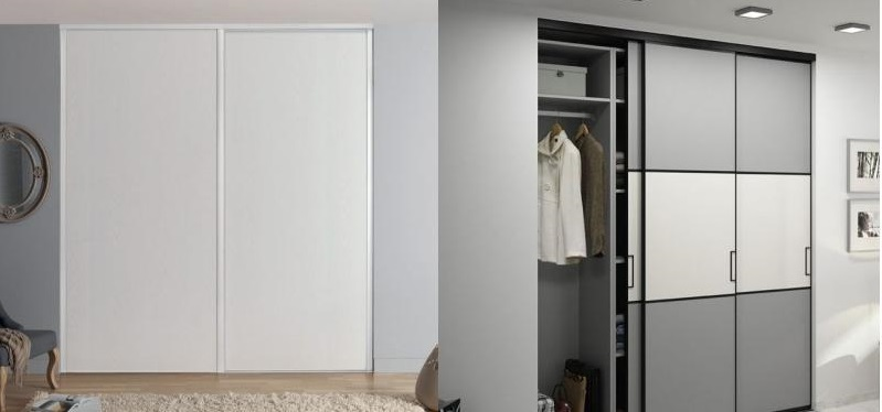 porte de placard coulissante recoupable vs sur mesure blog. Black Bedroom Furniture Sets. Home Design Ideas