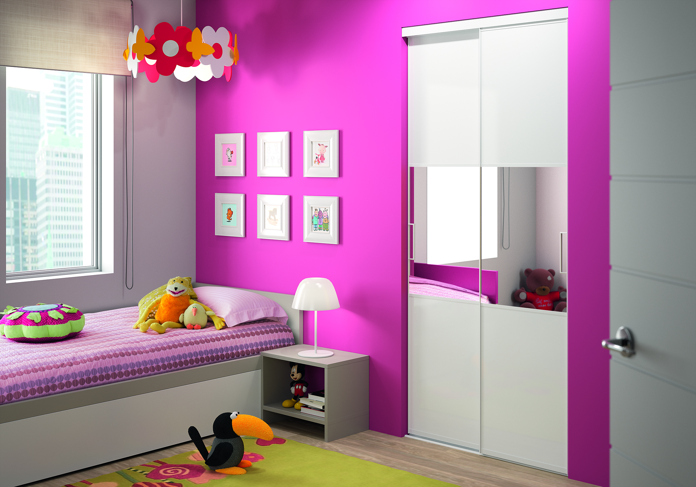 porte de placard en miroir blog. Black Bedroom Furniture Sets. Home Design Ideas