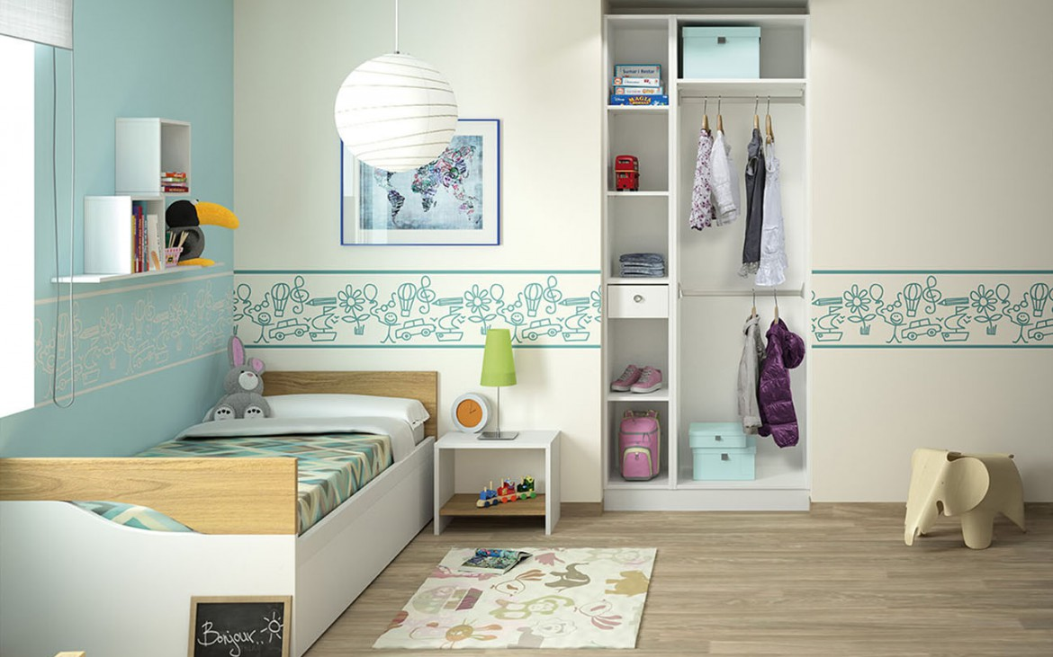 Amenagement Chambre Enfant - Maison Design - Apsip.com