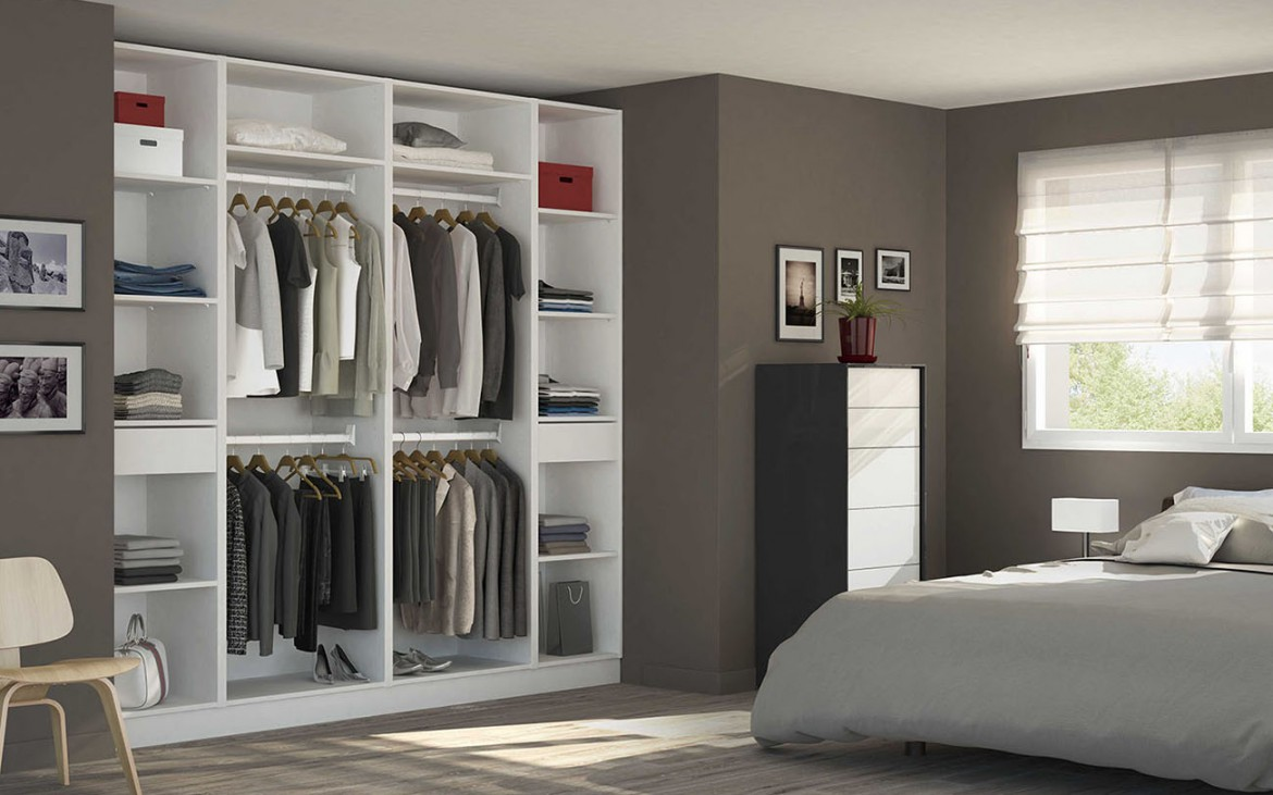meuble de rangement evantail des solutions. Black Bedroom Furniture Sets. Home Design Ideas