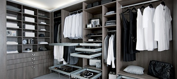 Dressing modulable la bonne solution blog - Castorama dressing sur mesure ...