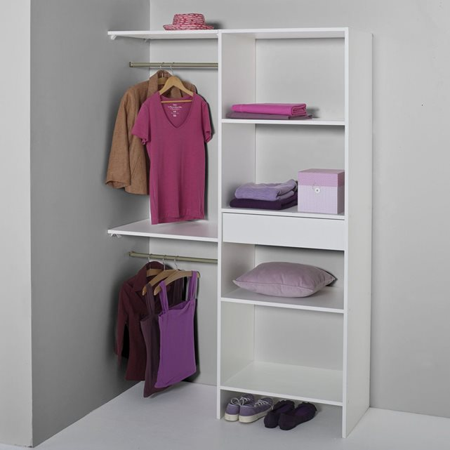 Besoin d 39 un petit dressing les solutions blog for Placard modulable