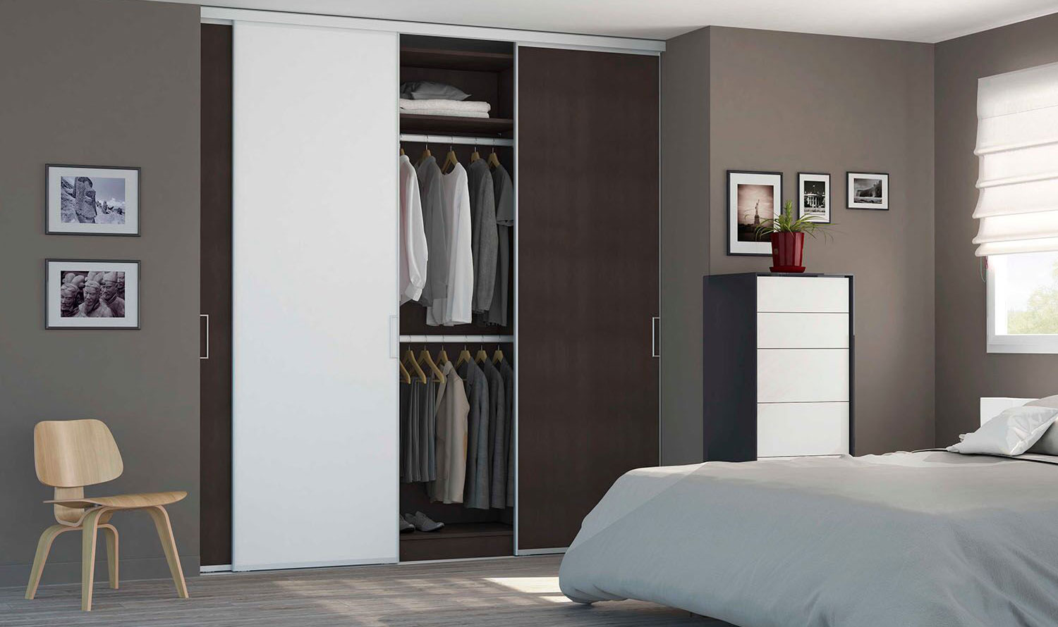 faire son dressing avantages inconv nients blog. Black Bedroom Furniture Sets. Home Design Ideas