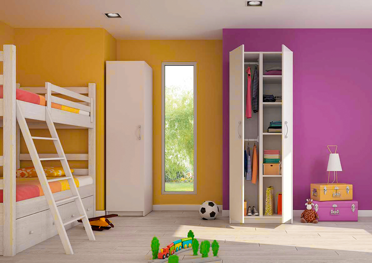 petite armoire enfant maison design. Black Bedroom Furniture Sets. Home Design Ideas